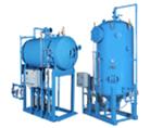 P5 .005 cc-liter Horizontal  Vertical Pressurized Deaerators