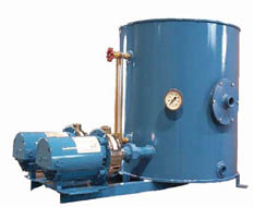 Atlantic CENTRIFUGAL BOILER FEED PUMPS