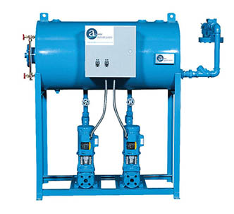 Boiler Feedwater Systems Industrial Steam